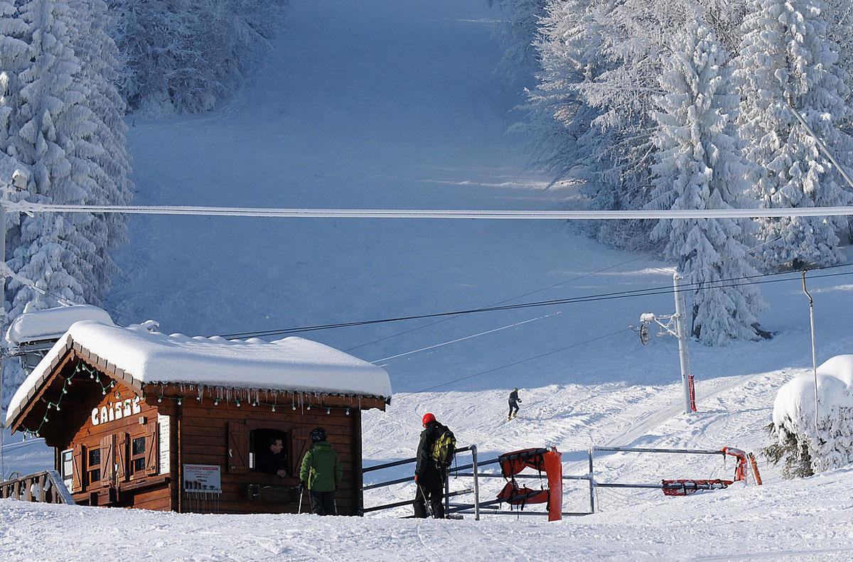 Station de Ski de St. Hilaire du Touvet